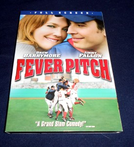The world of a Boston Red Sox fan is explored in the baseball movie, Fever Pitch. Photo R. Anderson