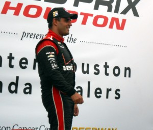Juan Pablo Montoya kicked off Memorial Day with a win in the 99th running of the Indianapolis 500. Photo R. Anderson