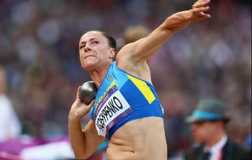 Image result for shot put