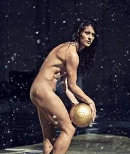 Ali Krieger: US Women's Soccer