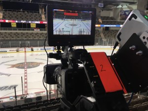Working a recent Indy Fuel game as game cam.