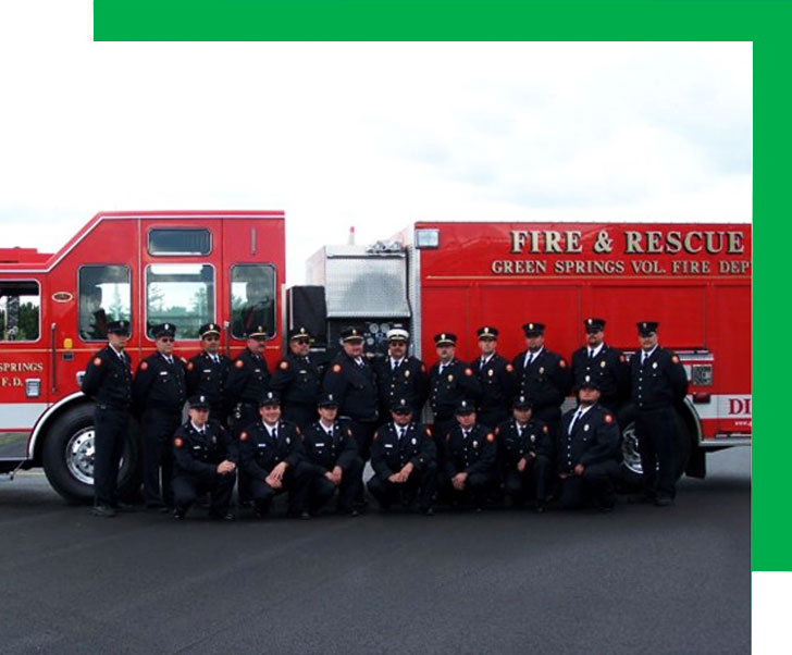 Ballville Township Firefighters