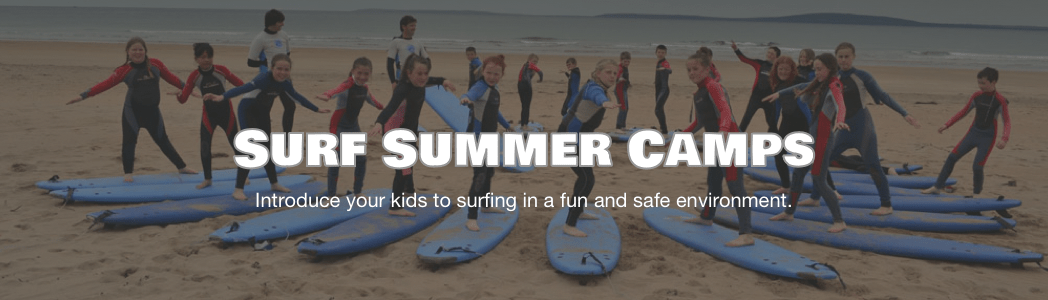 Surf Summer Camps