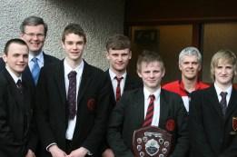 Senior Boys Division2 Winners