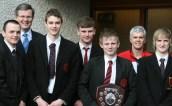 Senior Boys Ulster Division 2 Winners