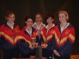 Senior Girls Ulster Cup Winners