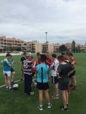 Medallion Team session in Portugal