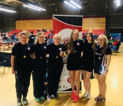 Ulster Champions Ballyclare High School U19 Girls' Team