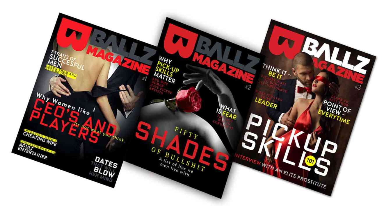 Ballz Magazine app - Download and get 3 magazines for Free