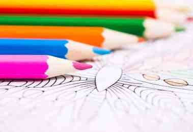 adult coloring books