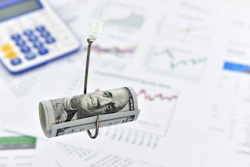 money scams ponzi schemes