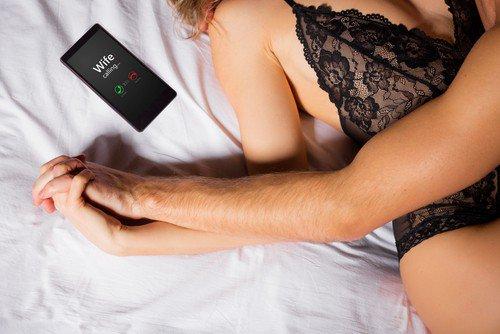 affair with the ex