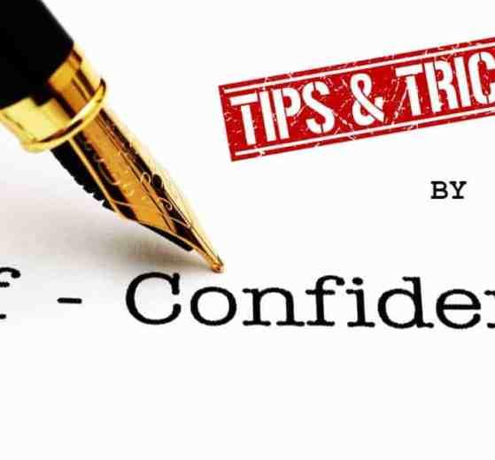 self-confidence hacks
