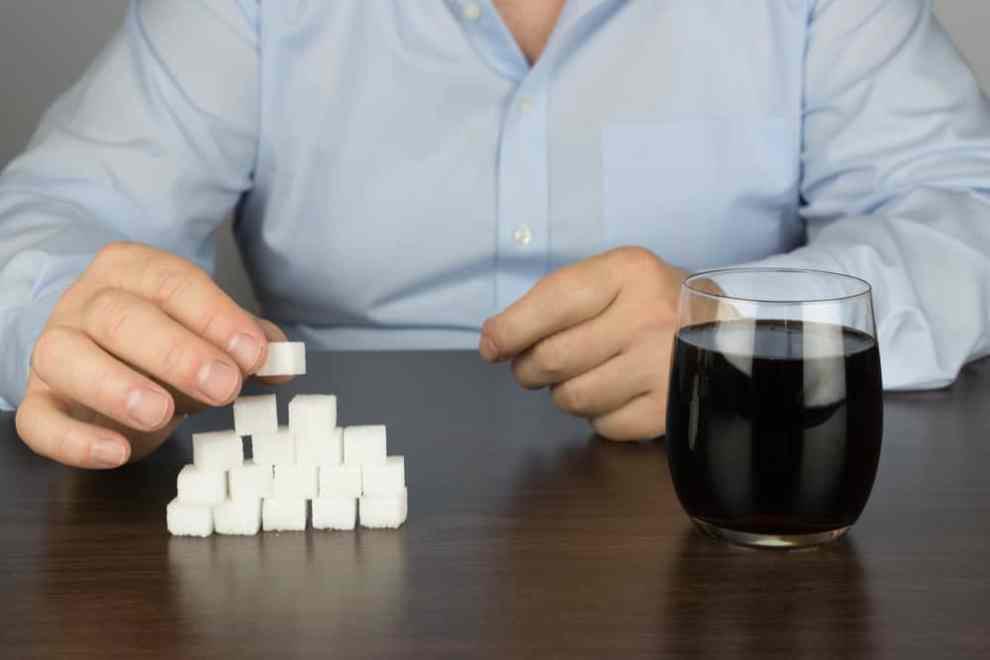 soft drinks sugars fat