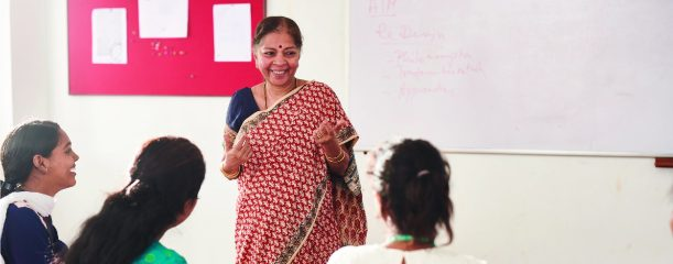 The Sundram Fasteners School of Social Work and Social Policy