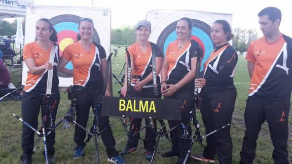 Balma Arc Club - Briennon-sur-Armançon - D1 - 13 et 14 mai 2017