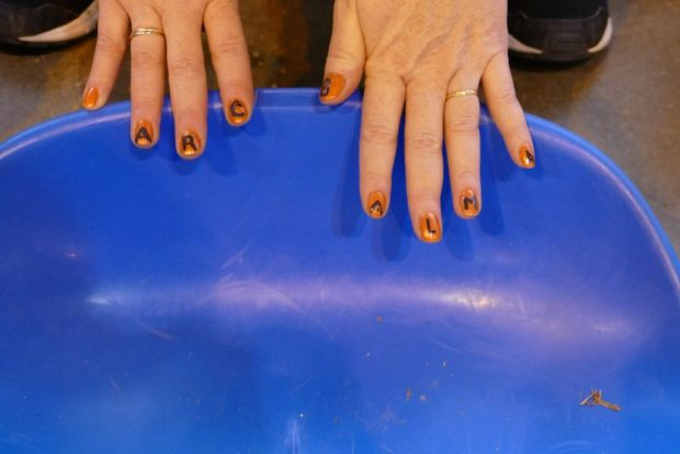Balma Arc Club - Concours 6 et 7 janvier - Jusqu'au bout des ongles