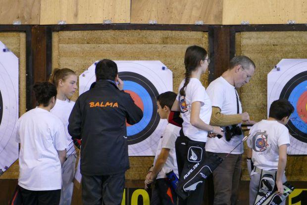 Balma Arc Club - Rencontre jeunes Cugnaux