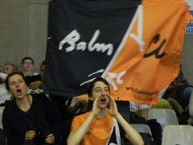 Balma Arc Club - Championnat de ligue jeunes Carcassonne - Supporters