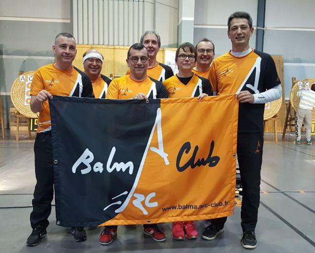 Balma Arc Club - Vétérans et Super Vétérans - Ligue salle Auch