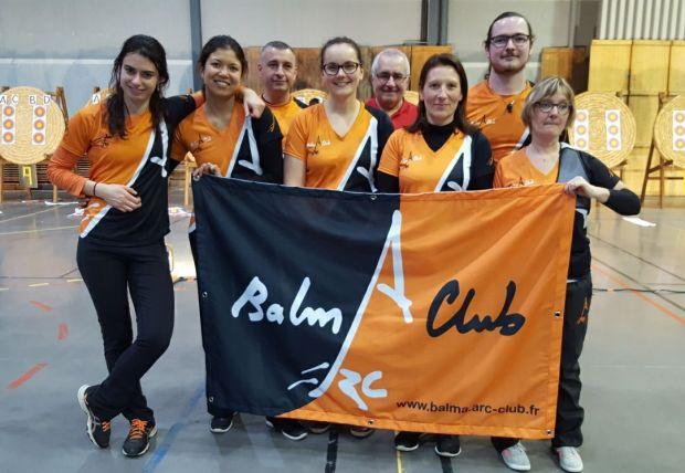 Balma Arc Club - Seniors - Ligue salle Auch
