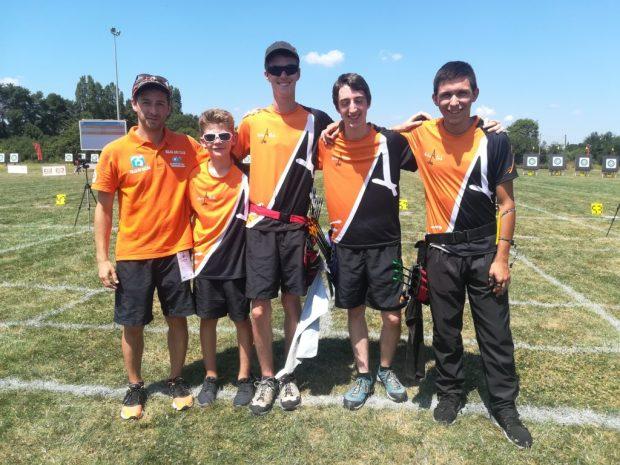 Balma Arc Club - Championnat de France Jeunes