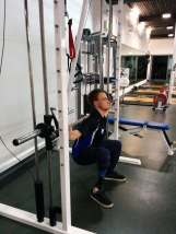 Jeremy Training for Rio