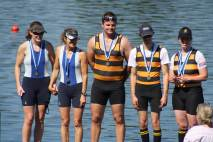 Para and Non-Para Rowers Competing and Winning together