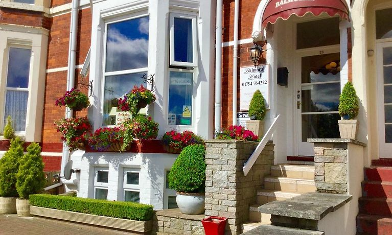 Apartment Balmoral Guest House Skegness United Kingdom