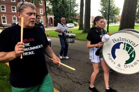 Balmoral's Drumming Program