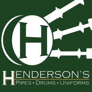 Henderson's, sponsor of the Balmoral Classic U.S. Junior Bagpiping and Drumming Championship.