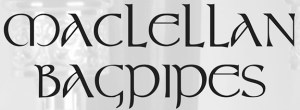 MacLellan Bagpipes, sponsor of the Balmoral Classic U.S. Junior Bagpiping and Drumming Championship.