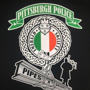Pittsburgh Police Pipes & Drums, sponsor of the Balmoral Classic U.S. Junior Bagpiping and Drumming Championship.