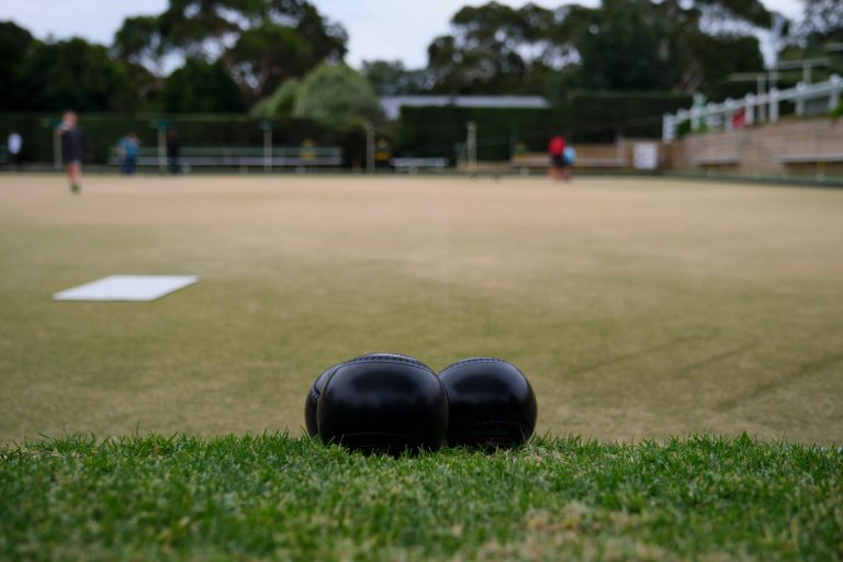 Barefoot Bowls every Friday night until March 2020
