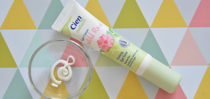 Eye cream wild rose Cien Nature