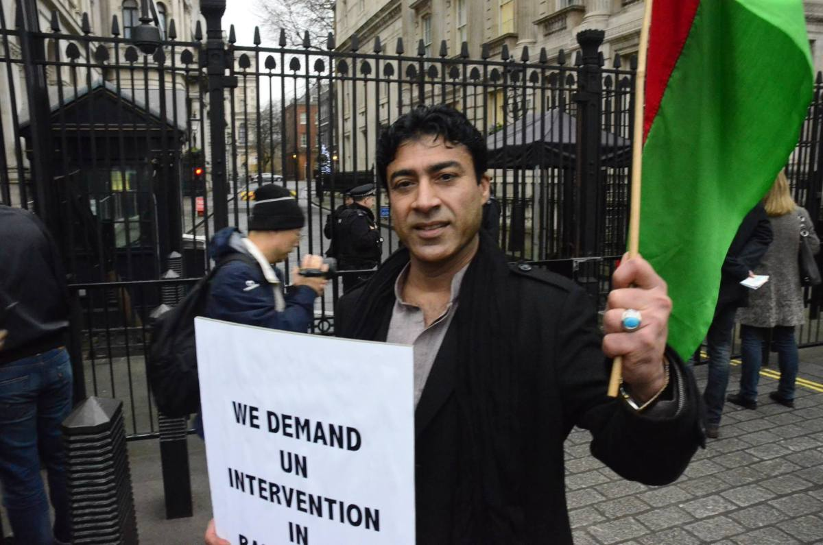 London: BRP to launch awareness campaign against enforced disappearances in Balochistan