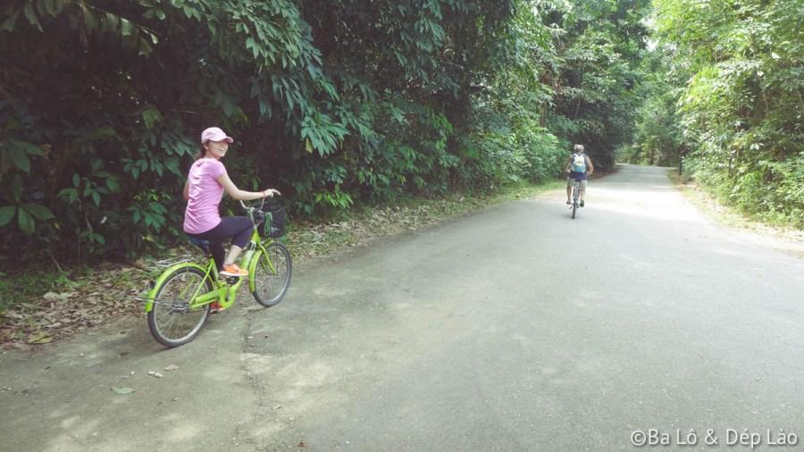 Không chọn xe đạp sườn ngang là một sai lầm ;(