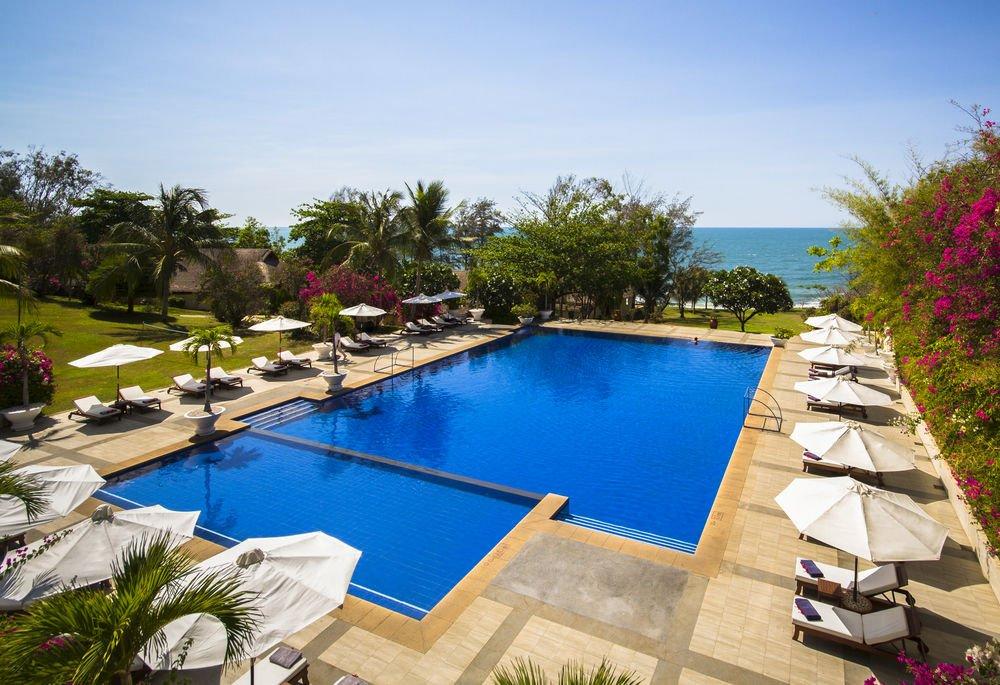 Ho boi Victoria Phan Thiet Resort