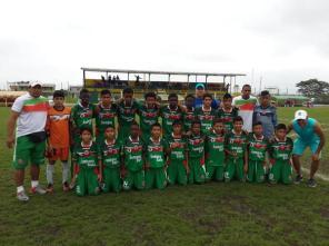 Sub12 campeón nacional