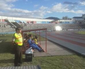 Tri Femenina vs Olmedo estadio 1