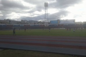 Tri Femenina vs Olmedo estadio