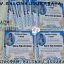 Stiker Label Aqiqah Custom Label Syukuran Tedak Siten
