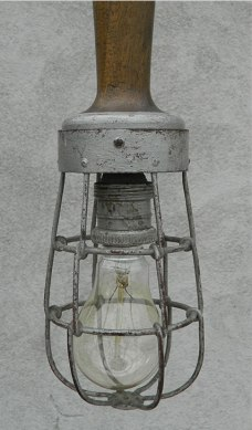 """Lampada da terra """"Helix"""". Riciclo creativo, upcycling e ecodesign"""