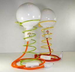 Lampada da tavolo Lucilla, Balon Lamps, Torino
