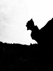 Gargoyle rock