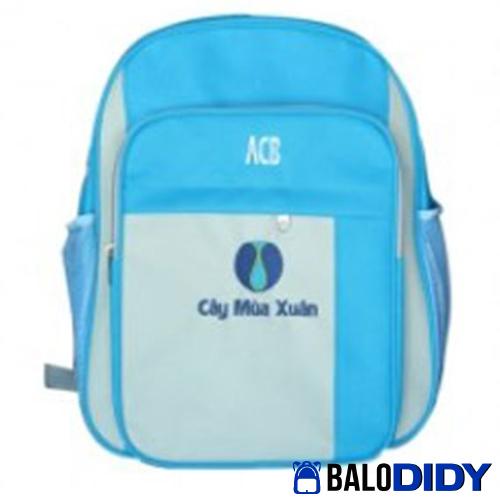 Balo tặng học sinh ngân hàng ACB