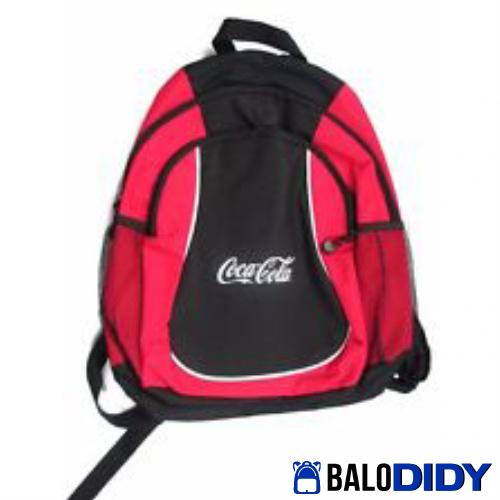 Balo Coca cola - Xưởng may balo các hãng nước giải khát