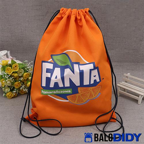 Balo Fanta - Xưởng may balo các hãng nước giải khát