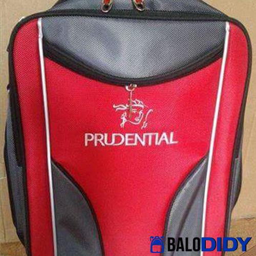 Balo Prudential Mẫu balo cho công ty bảo hiểm đẹp – Balo DiDy