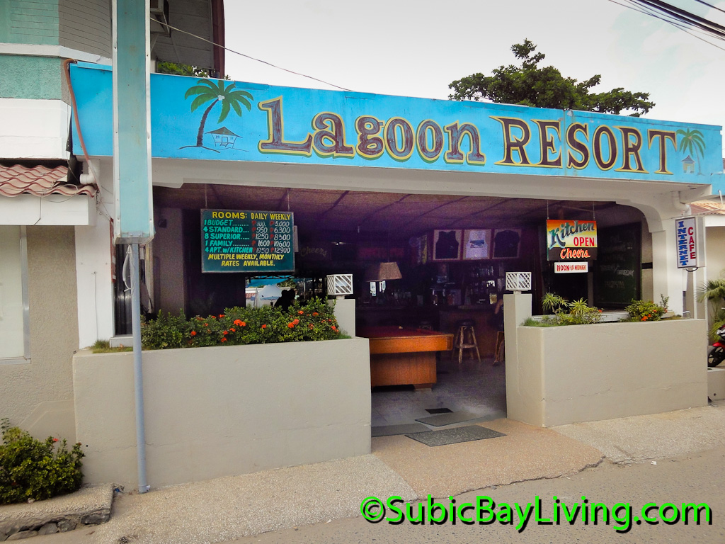 Lagoon resort subic baloy beach baloy beach resorts for Subic resorts with swimming pool